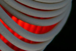 Photo : CCE, Laure Giraudaud Impression 3D, porcelaine, grès