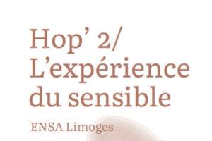 hop 2 l'expérience du sensible