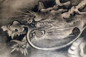 visuel : workshop charivari 2021 le souffle du dragon