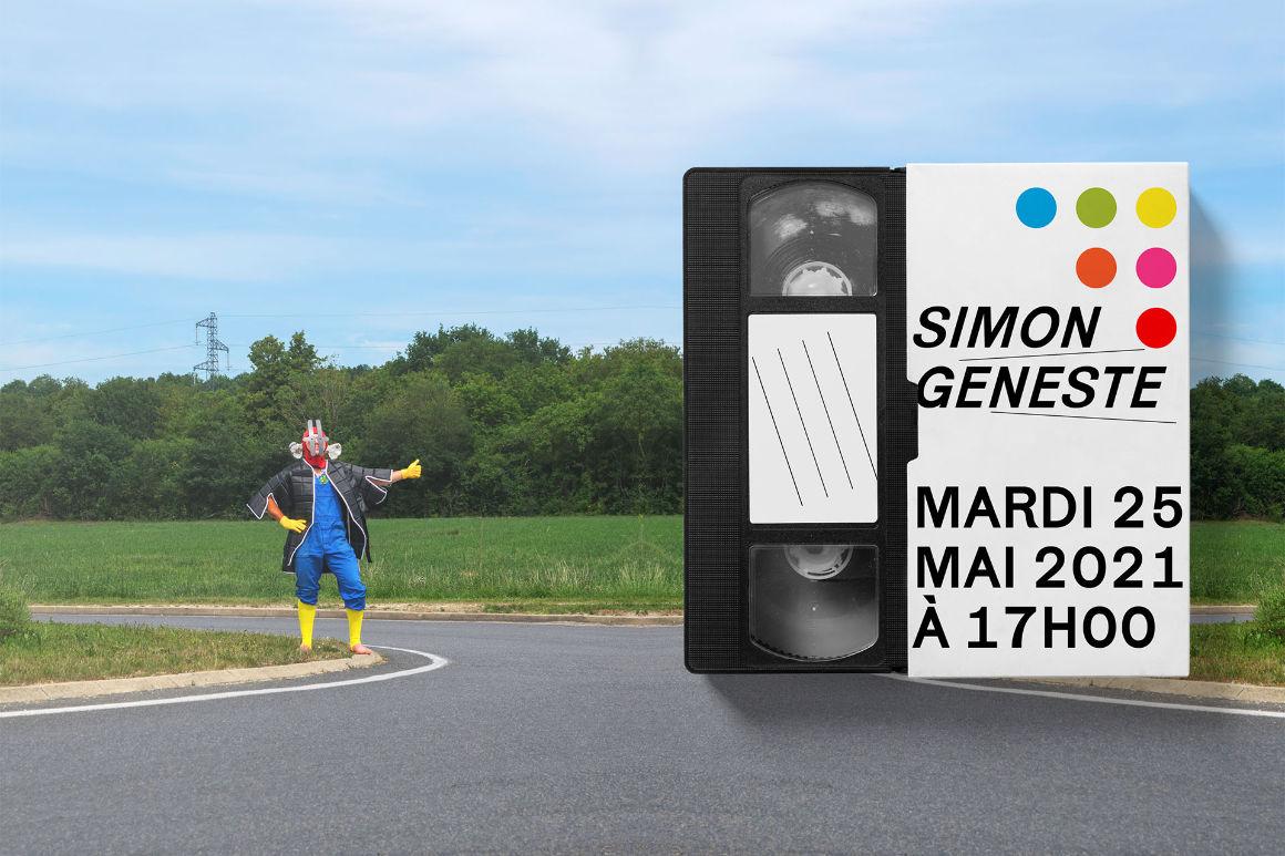 Photo : VHS avec Simon Geneste - Crédit photo : Morgan Alby