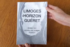 """Photo : publication ENSA Limoges """"Limoges Horizon Guéret"""" par Nicolas Tourre"""