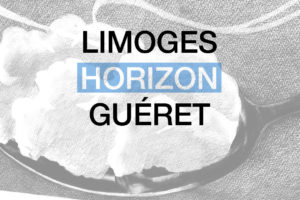 Image : visuel exposition Limoges Horizon Guéret
