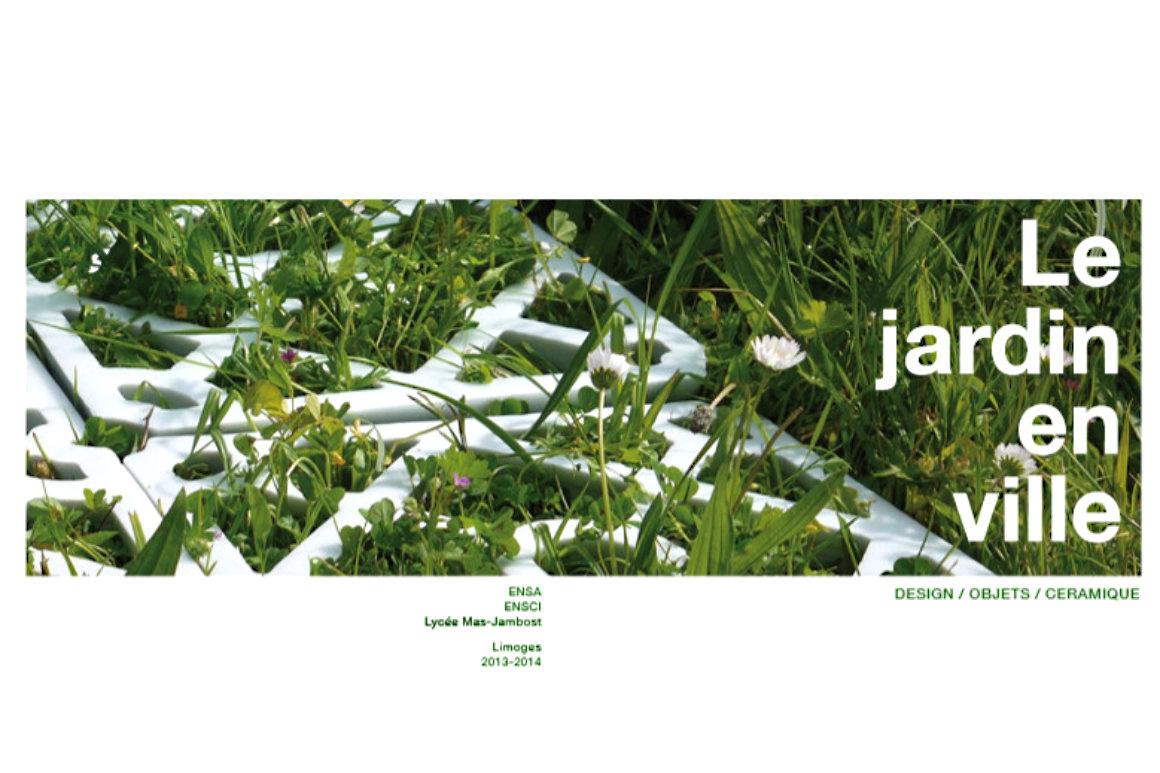 Image : visuel de la publication jardin en ville dan sle cadre du projet 3 écoles