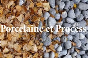 """Image : page de couverture de la publication """"porcelaine & process"""""""