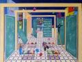 Alain Doret | tableau, machine, comment ça marche ?