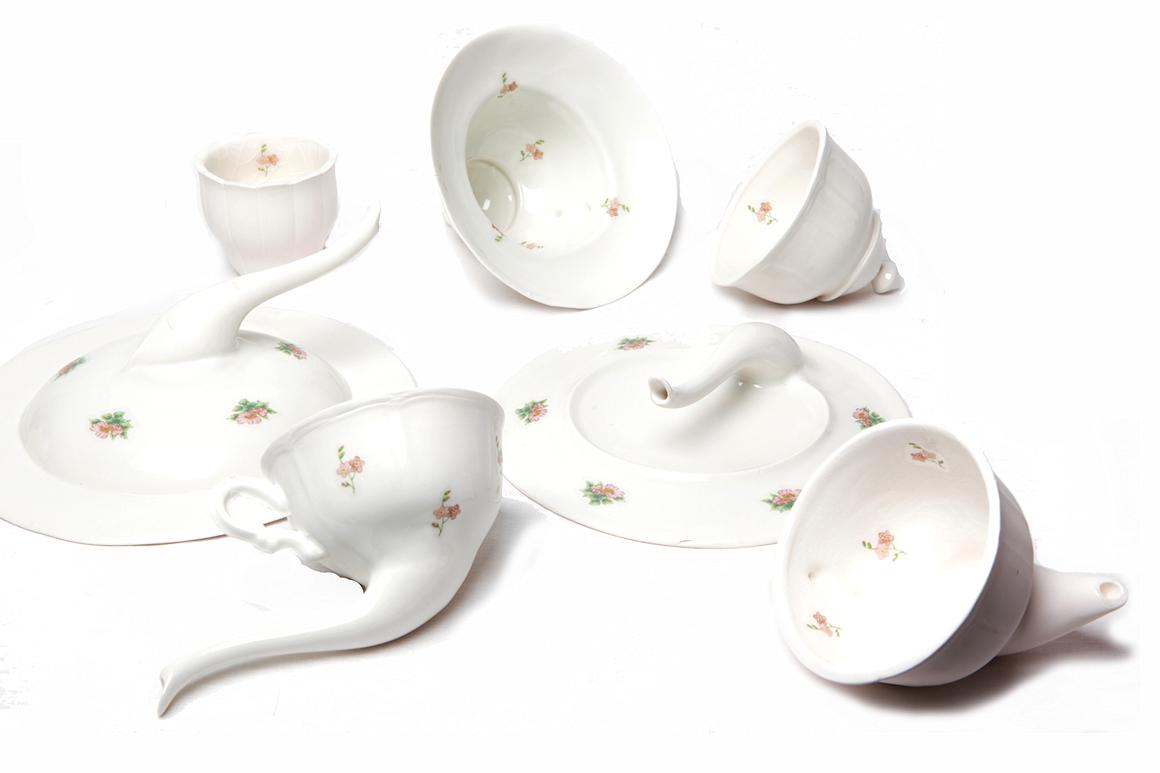 Chimère de vaisselle de Amandine Maillot