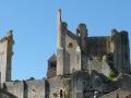 Ville de Chauvigny – à Chauvigny, Poitou-Charentes, France.