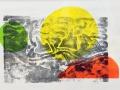 Chastèl Espectre, exposition de lithographies