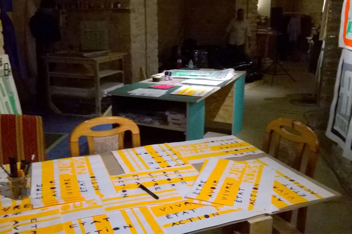 Workshop Hall Noir 2015