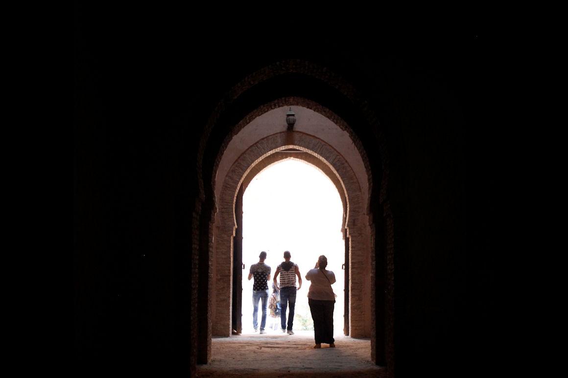 Stage des 2e année à l'IAT de Meknès