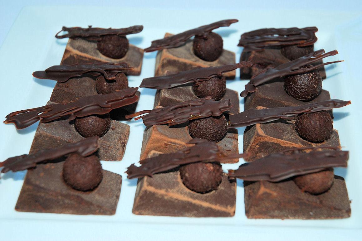 « Installation Chocolat »