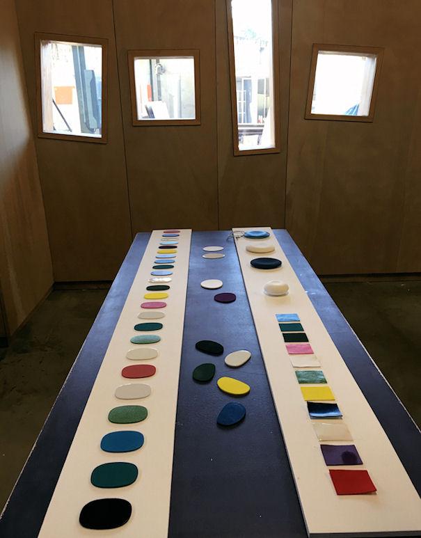 Work in progress | Karin Seufert et Tore Svensson