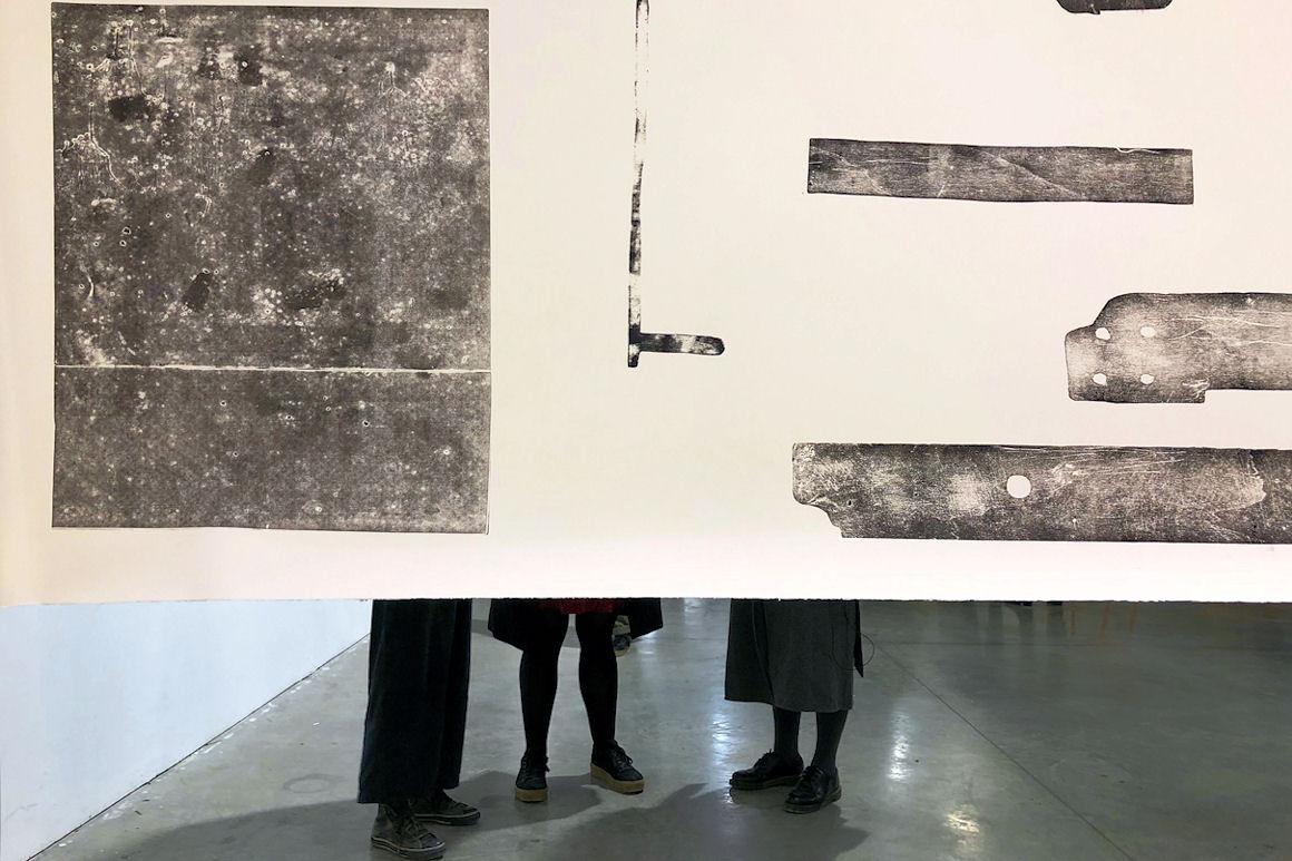 """Exposition """"Les Luddites"""" à l'ENSA Limoges"""