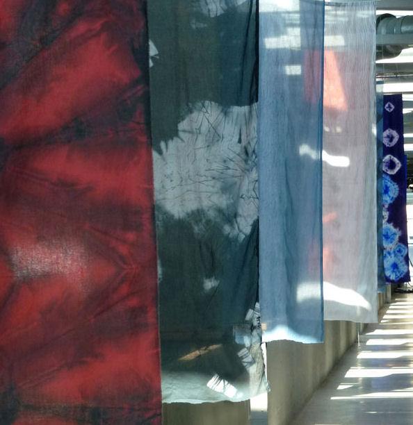 """Workshop """"mosaïque textile"""""""