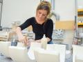 Fabrication des moules photo Julien Dodinet
