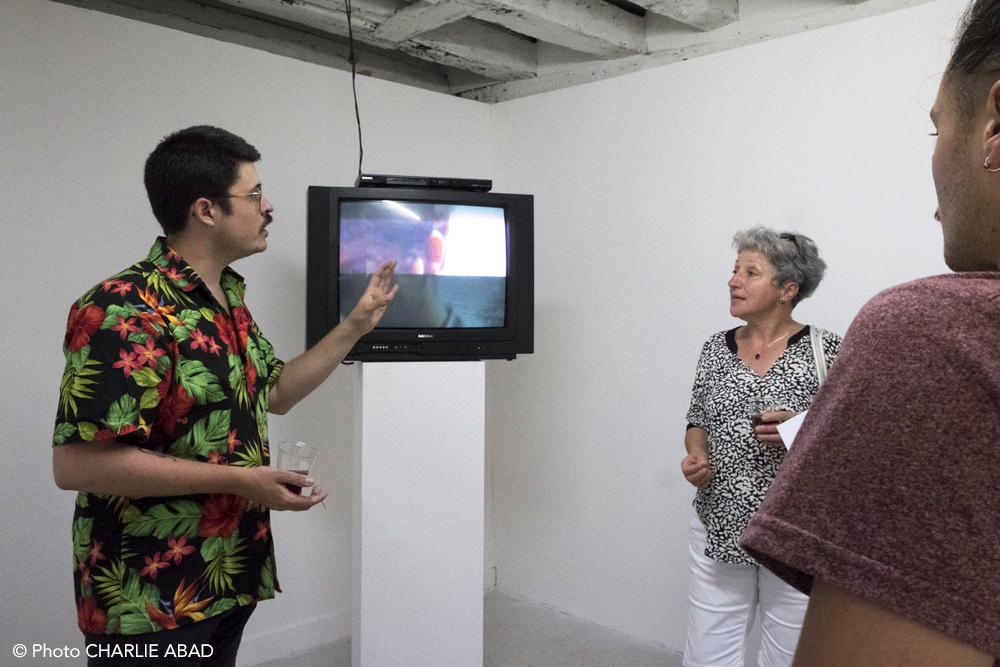Vernissage de Toutim 2019 à Lavitrine