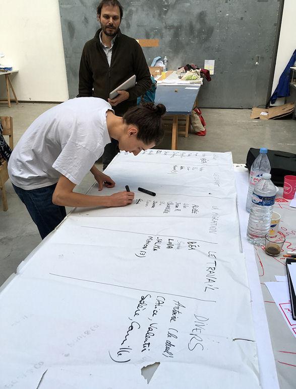 Workshop DESIGN « RÉ-CONFORTS »