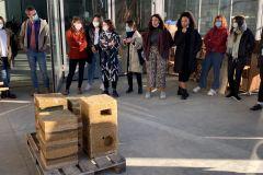 "Workshop ""Terre"" avec Nina Chalot"