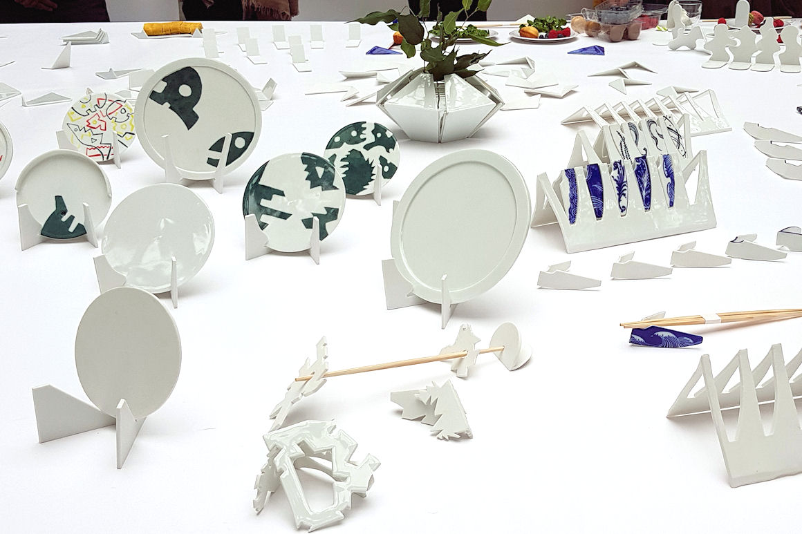 Workshop Expérimentation de la porcelaine