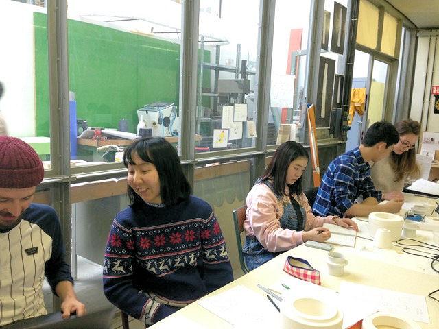 Workshop université de Seika, Kyoto